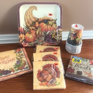 Thanksgiving party supply bundle